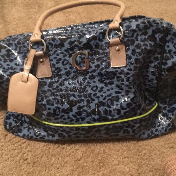 Guess Handbags - Guess weekender cb6402526446c